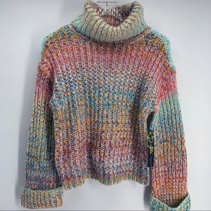 NWT RD Style Limited Edition Turtleneck Sweater XS